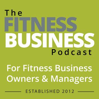 246  How to use data insights to grow your  fitness business with Jarron Aizen