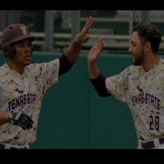 Texas State baseball wins exciting 7-6 game over Washington State