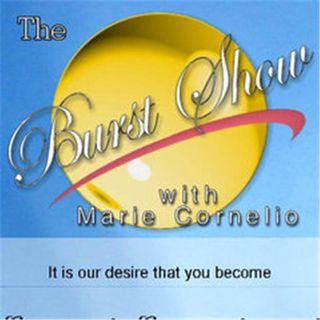 Monday Burst Moment with Marie Cornelio Topic : Developing Spiritual Trust