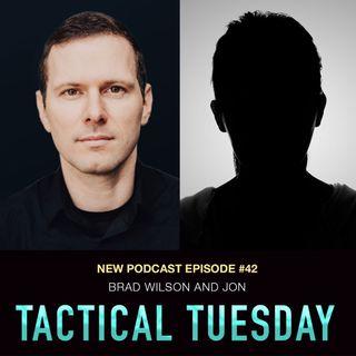 #42 Tactical Tuesday: Coach Brad vs. Jon: Episode 1