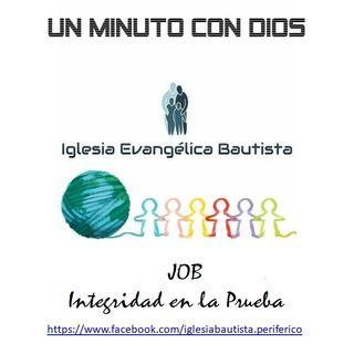 Job - Integridad en la Prueba