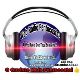 WEB RÁDIO PENTECOSTAL- SABADÃO COM JESUS--- Jhon Pentecostal's show