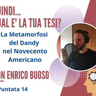 PUNTATA 14, Enrico Buoso, Libero Professionista, Rovigo