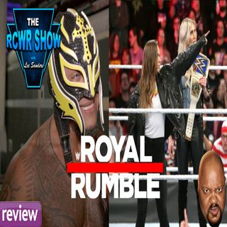 WWE Royal Rumble 2018: The Aftershow 1-28-2018