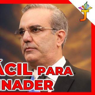 NO ES FACIL ESTAR EN LOS PANTALONES DEL PRESIDENTE LUIS ABINADER