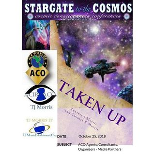 ACO Invisible College, ET, EBENS, NDE,  Russ Brinegar & TJ Morris, Ken R Johnston Sr