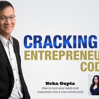 Episode 037 - How did Neha Gupta help students to get scholarship and achieve their dreams?