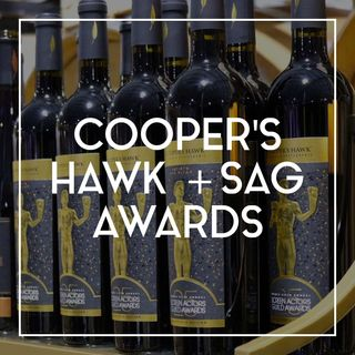 49 Cooper's Hawk Partners with the SAG Awards To Increase Brand Awareness