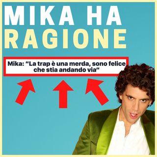 """""""LA TRAP E' UNA MERDA"""": l'attacco di Mika e la difesa ancora peggiore di Hell Raton"""