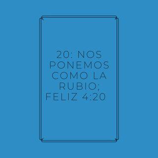 Experimento #EnPantufla 20 - Nos ponemos como la Rubio; Feliz 4/20