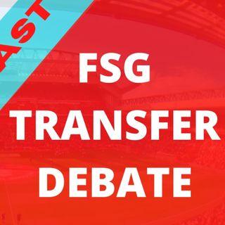FSG TRANSFER DEBATE | FB4 Podcast