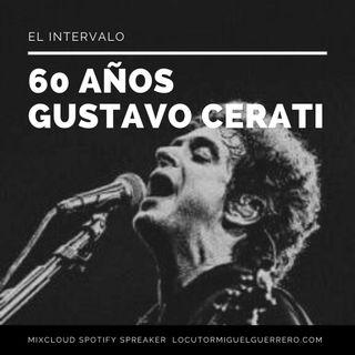 Especial Gustavo Cerati 60 años