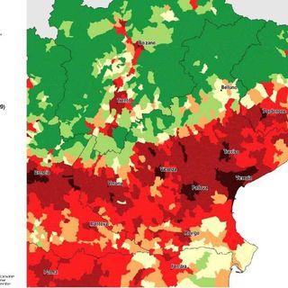 Consumo suolo, in Veneto persi altri 682 ettari nel 2020. Vicenza maglia nera