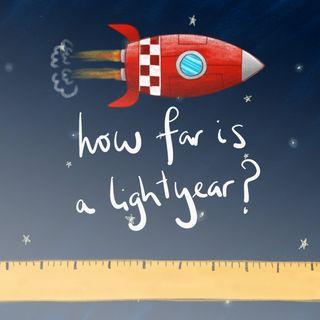 How Far is a Lightyear - Claudia Gunn