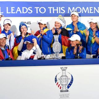 FOL Press Conference Show-Sun Sept 15 (Solheim Cup-Team Europe)
