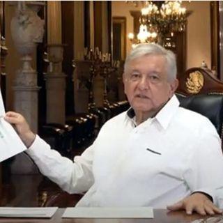 México ha hecho un manejo profesional de la pandemia: AMLO