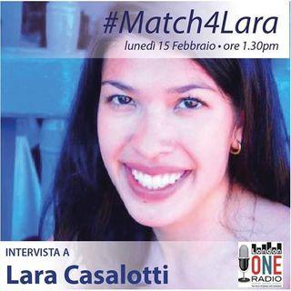 Lara Casalotti, a Dicembre scopre la malattia ora la speranza dopo aver trovato un donatore ...