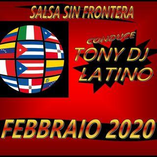 Salsa Sin Frontera 28/02/2020
