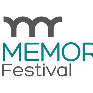 """Sandro Cappelletto """"Memoria Festival"""""""