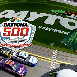 The NASCAR Show: Twin Duel Reviews, Daytona 500 Race Preview W/Bobby Sheridan