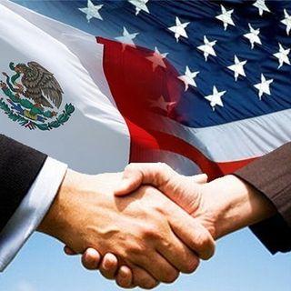 Caen en mayo, exportaciones de México a Estados Unidos, 53.5 %