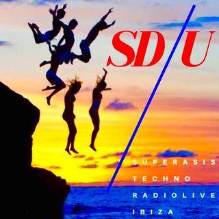 366.-Superasis Presents Sonidos del Universo SDU 366 @Ibiza Techno Radiolive.09.07.19