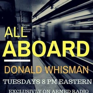 All Aboard with Donald Whisman 12-19-17