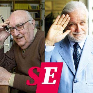 Il ruolo dello scrittore: omaggio ad Andrea Camilleri e Luciano De Crescenzo