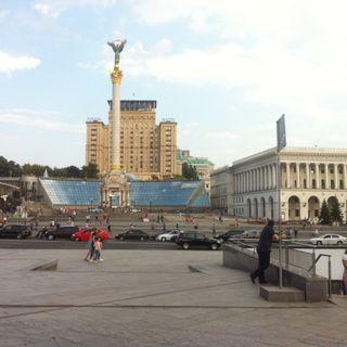Approfondimenti - Cartoline da Kiev, Maidan e la libertà di stampa