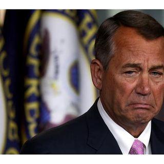 Bon Voyage, John Boehner