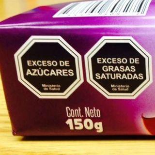 Aprueban etiquetado frontal en alimentos y bebidas no alcohólicas
