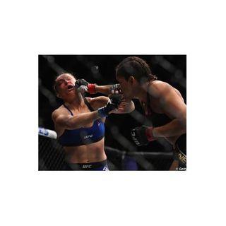 Amanda Nunes destroys Ronda Rousey! NY Giants KO Wash Redskins out of playoffs!