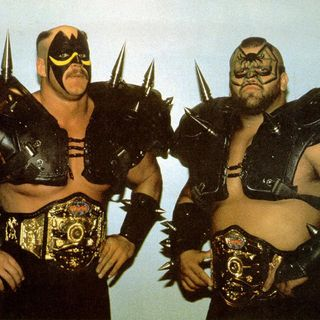 126. Road Warriors: The Life and Death of Wrestling's Most Dominant Tag Team (2005)