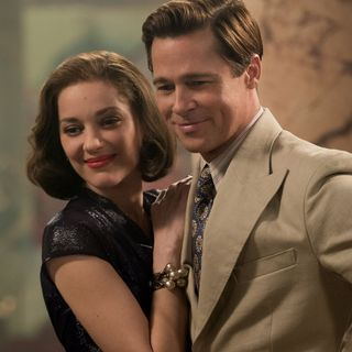 """TAKE TWO: """"Allied"""" #filmreview podcast"""
