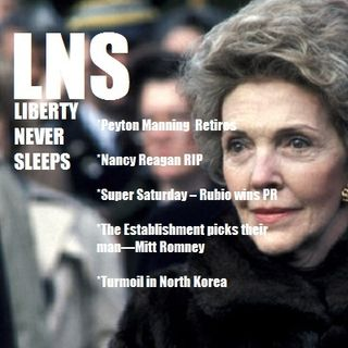 Liberty Never Sleeps 03/07/16 Show