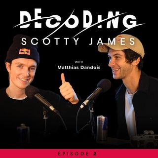 Scotty James - Professional Snowboarder, Series 1 Episode 2