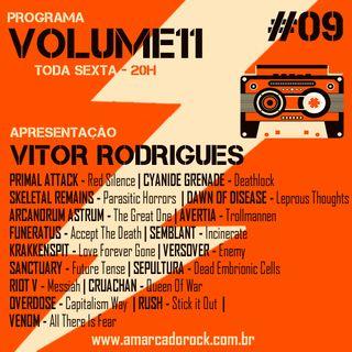 Episódio 09 - PROGRAMA VOLUME 11