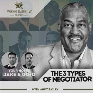 WBP - The 3 Types of Negotiator with Derek Gaunt