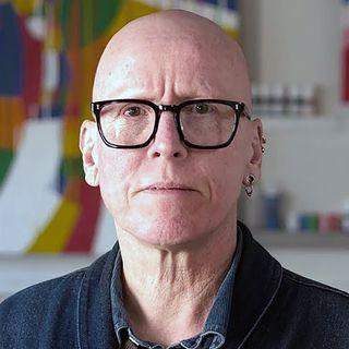 Stanley Donwood on Art, COVID, and the End of the World