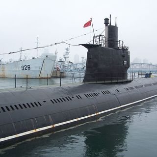Cold War Radio - CWR#491 US Detects 'Highly Unusual' North Korean Submarine Activity,