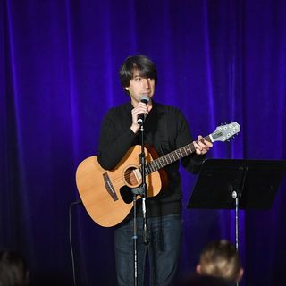 It's Mike Jones: Demetri Martin