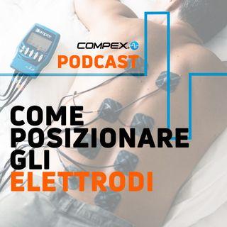 Come posizionare gli elettrodi
