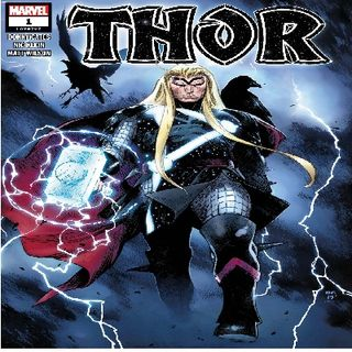 Thor #1 2020 by Donny Cates (Spoiler Free)