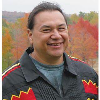 Algonquin Heler and Elder Michael Bastine - Native American Wisdom - 8.21.17