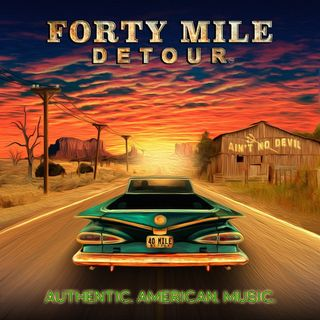 "From Charleston, SC it's Spectra records' Forty Mile Detour with their latest ""Ain't No Devil""!"