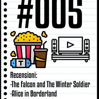#005 Il Cinefilo Podcast: Black Widow e Crudelia su Disney+ con accesso VIP, la recensione di Zack Snyder's Justice League