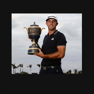 Dustin Johnson Stays on Top