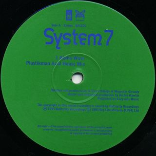 System 7 - Alpha Wave (Plastikman Acid House Mix)