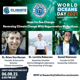 Ideas for Sea Change Archives: Reversing Climate Change with Regenerative Mariculture