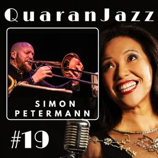 QuaranJazz episode #19 - Interview with Simon Petermann